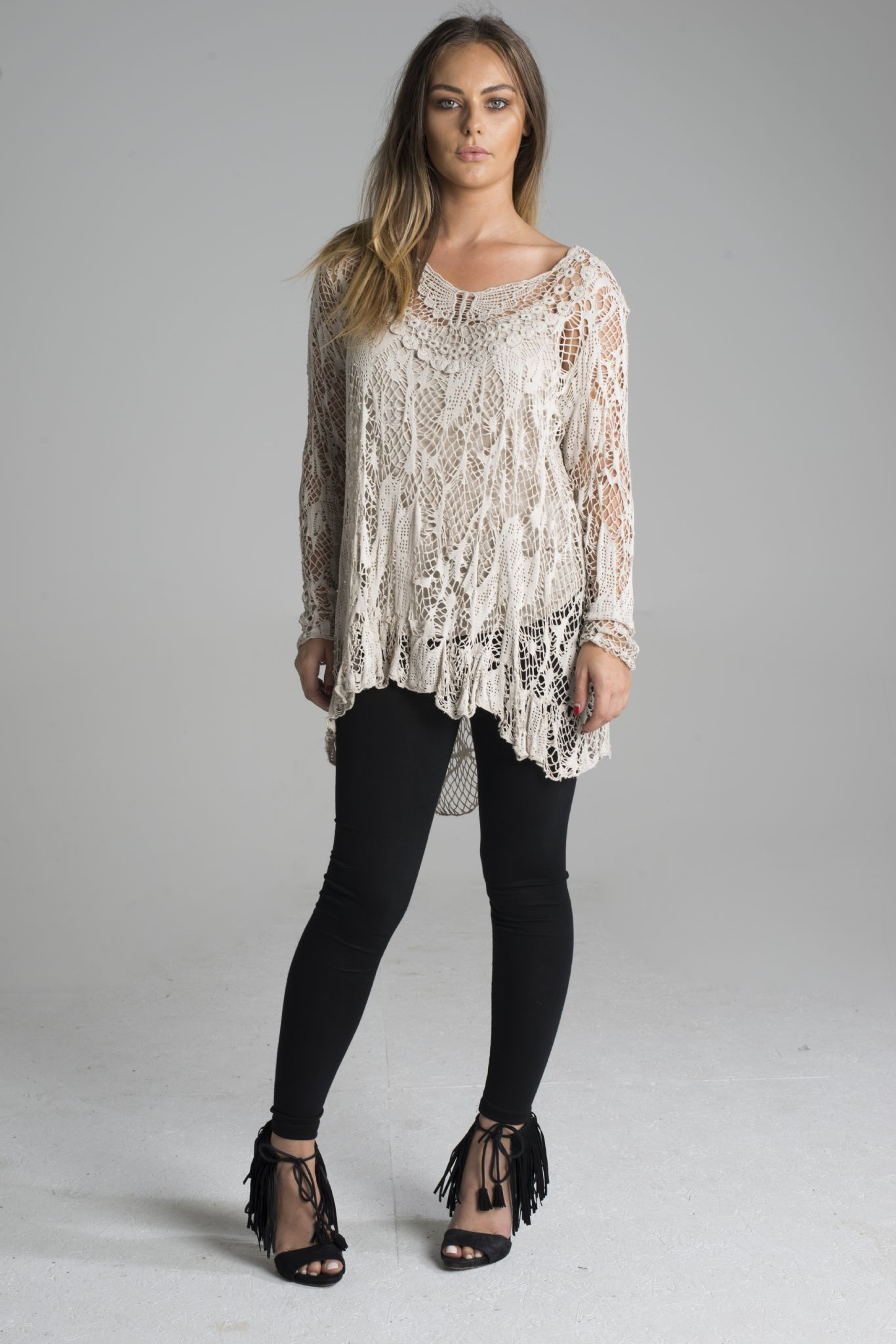 Womens Long Shirts To Wear With Leggings